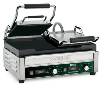 Appareil à paninis professionnel double WARING
