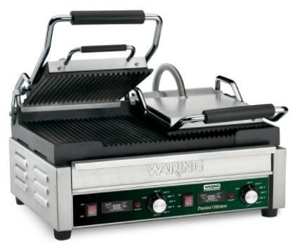 Appareil à paninis professionnel double WARING WPG300E