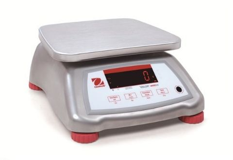 Balance professionnelle inox compacte Valor 4000 OHAUS V41XWE-M