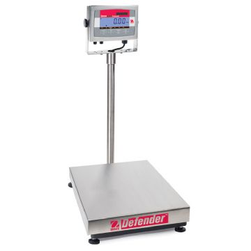 Balance professionnelle industrielle Defender 3000 Stainless Steel OHAUS D32XW60/150V-M
